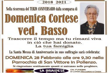 Domenica Cortese ved. Basso