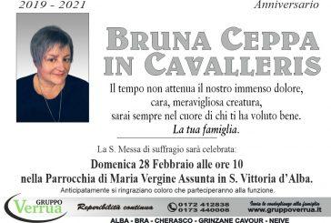 Bruna Ceppa in Cavalleris