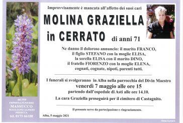 Graziella Molina in Cerrato