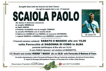 Paolo Scaiola