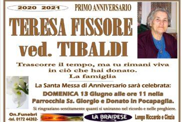 Teresa Fissore ved. Tibaldi