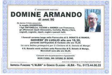 Armando Domine