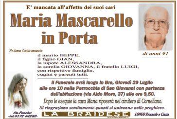 Maria Mascarello in Porta
