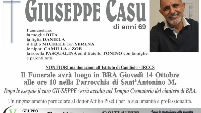 Giuseppe Casu